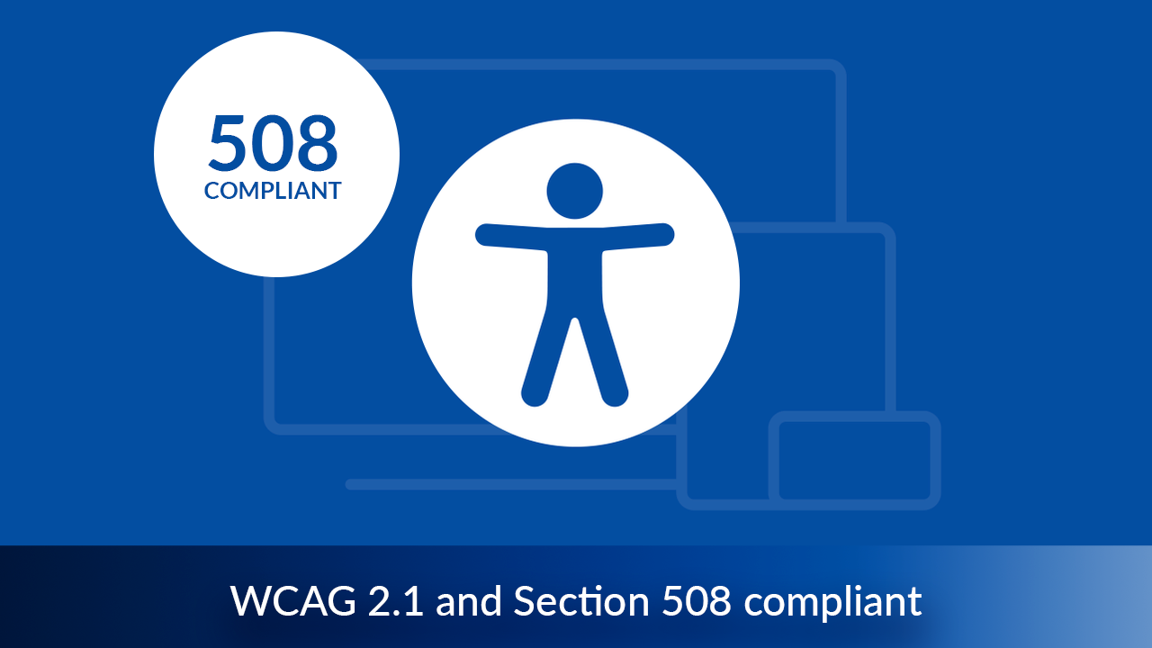 WCAG-508compliant